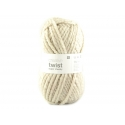 Laine à tricoter Twist - Beige