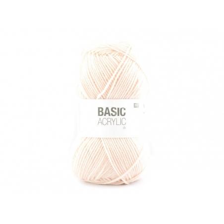 """Acheter Laine à tricoter """"Basic Acrylic"""" - poudre - 3,30€ en ligne sur La Petite Epicerie - Loisirs créatifs"""