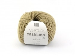 "Knitting wool - ""Essentials Cashlana"" - pebble grey"