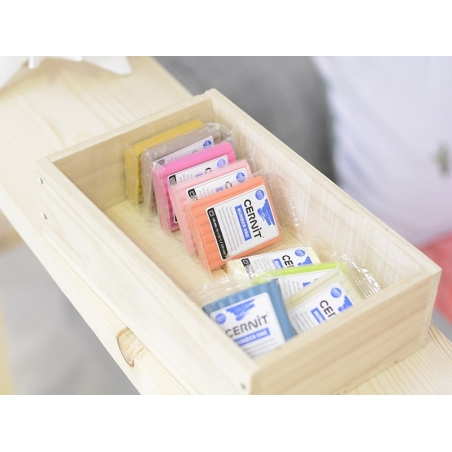 Acheter Pâte CERNIT Basic Number One - vanille - 1,89€ en ligne sur La Petite Epicerie - 100% Loisirs créatifs