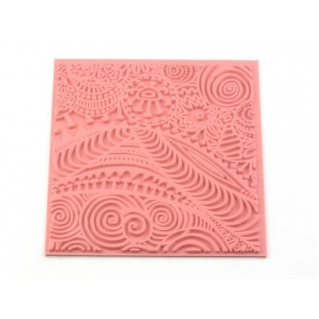 """Acheter Plaque texture """"freestyle"""" - 7,50€ en ligne sur La Petite Epicerie - Loisirs créatifs"""