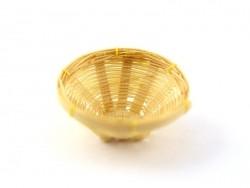 1 kleiner Weidenkorb - 3,8 cm