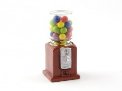 Miniature candy machine