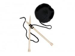 Acheter Laine péruvienne - Noir - 17,90€ en ligne sur La Petite Epicerie - Loisirs créatifs