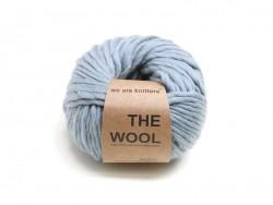 Peruanische Wolle - Blei