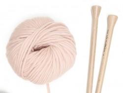 Peruanische Wolle - Rosa