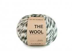 Peruvian wool - Spotted grey