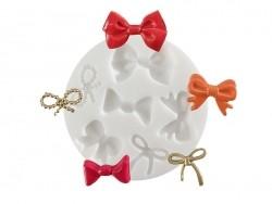 Acheter Mini moule en silicone noeuds de rubans - 5,10€ en ligne sur La Petite Epicerie - 100% Loisirs créatifs