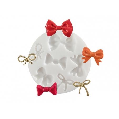 Acheter Mini moule en silicone noeuds de rubans - 5,10€ en ligne sur La Petite Epicerie - Loisirs créatifs