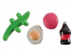 Mini moule en silicone sucreries