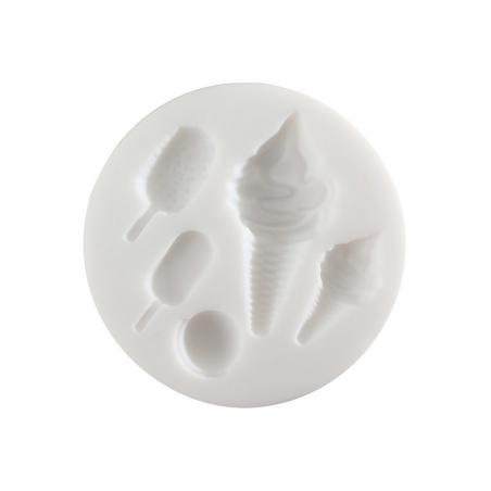 Acheter Mini moule en silicone glaces - 5,10€ en ligne sur La Petite Epicerie - Loisirs créatifs