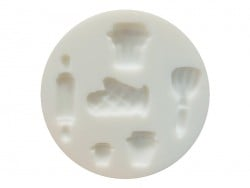 Mini moule en silicone cuisine
