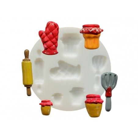 Acheter Mini moule en silicone cuisine - 5,10€ en ligne sur La Petite Epicerie - Loisirs créatifs