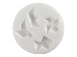 Small silicone mould - Origami