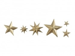 Small silicone mould - Stars