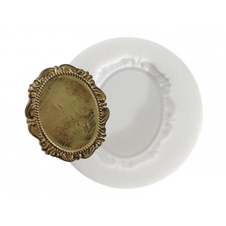Acheter Mini moule en silicone camée simple - 5,10€ en ligne sur La Petite Epicerie - 100% Loisirs créatifs