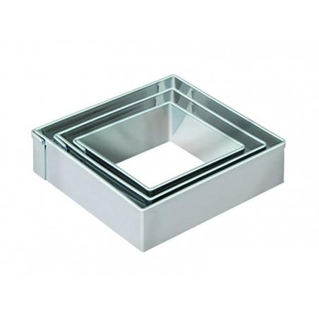 3 emporte-pièces diamant en métal Fimo - 1