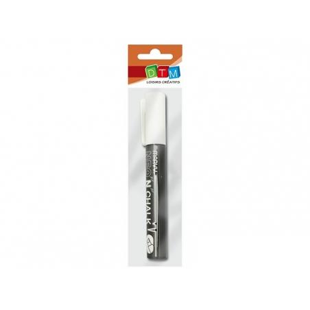 White chalk marker (6 mm)