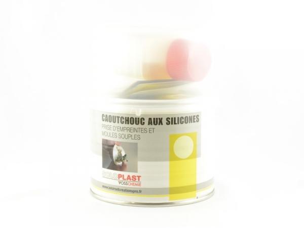 caoutchouc aux silicones  - 1