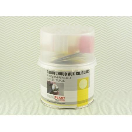 caoutchouc aux silicones  - 2