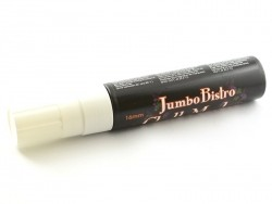 White chalk marker (15 mm)