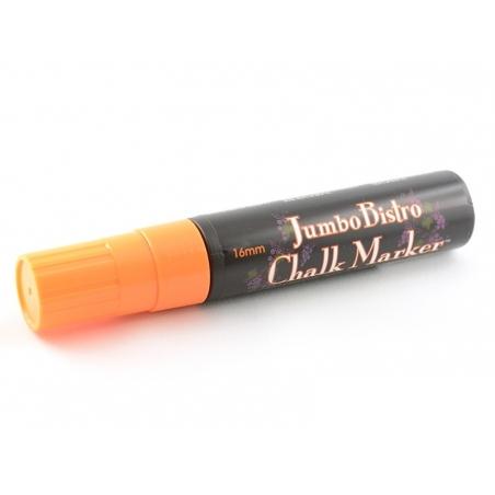 Marqueur craie orange 15 mm