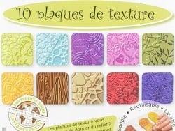 10 plaques de texture n°1