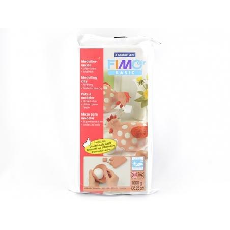 Acheter Pâte Fimo Air Basic Terracota 1kg - 6,80€ en ligne sur La Petite Epicerie - 100% Loisirs créatifs