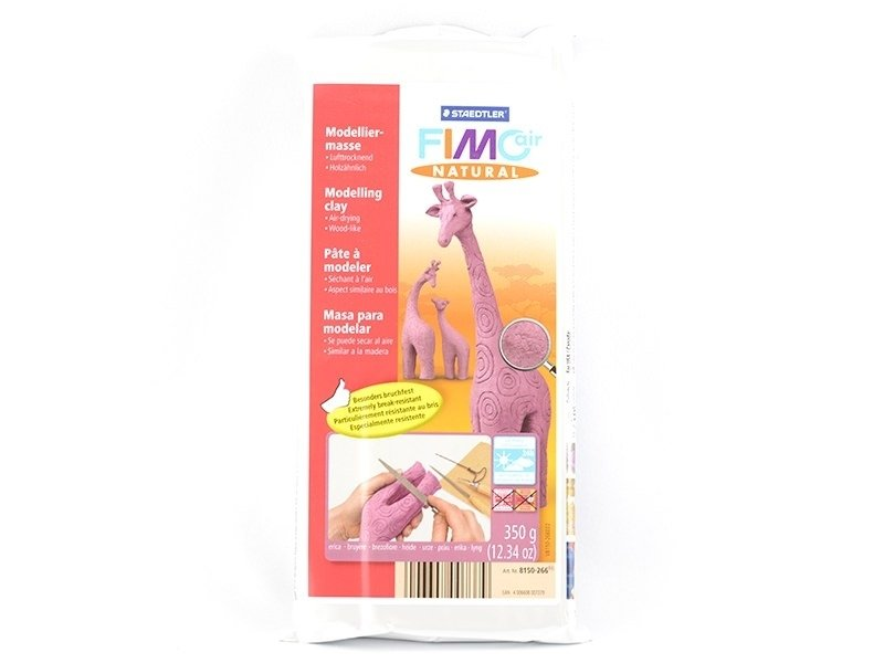 Fimo Air Light modelling clay (350 g) - Heather