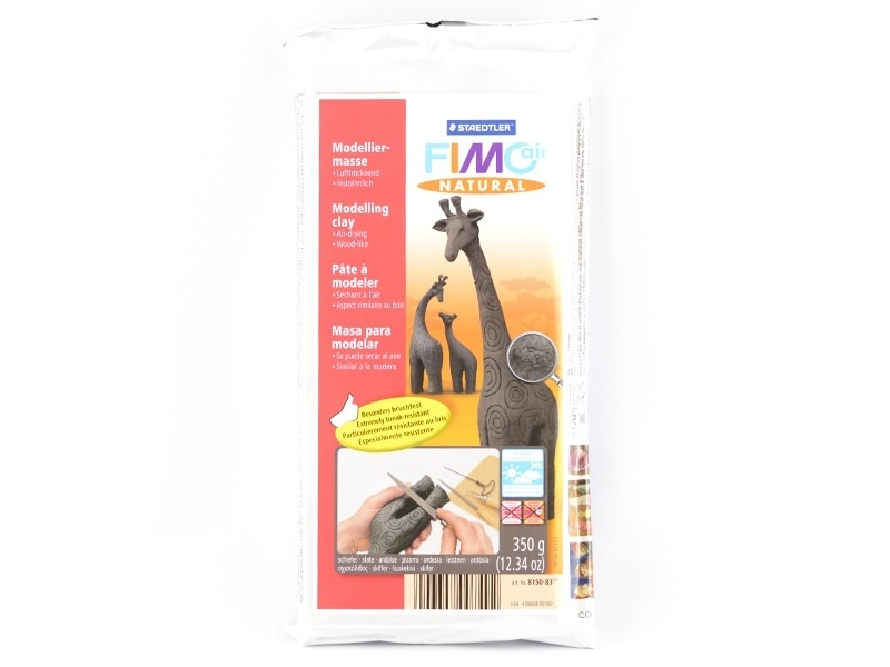 Fimo Air Light modelling clay (350 g) - Slate