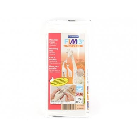 Pâte Fimo Air Natural Blanc 350g