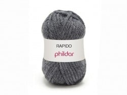 "Knitting wool - ""Rapido"" - Mouse grey"
