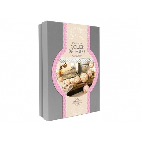 """Kit collier de perles """"Douceur"""""""