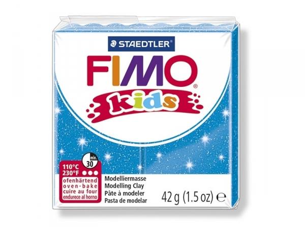 Acheter Pâte Fimo bleu pailleté 312 Kids - 1,79€ en ligne sur La Petite Epicerie - 100% Loisirs créatifs