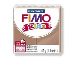 Pâte Fimo marron clair 71 Kids Fimo - 1