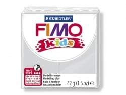 Fimo Kids - light grey no. 80