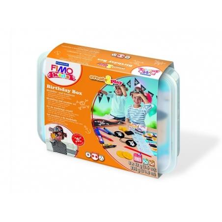 Acheter Boite anniversaire Pirate - 25,90€ en ligne sur La Petite Epicerie - 100% Loisirs créatifs