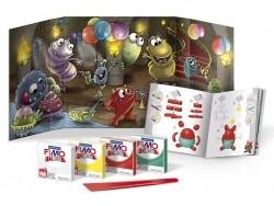 Kit de modelage et jeux - monstre