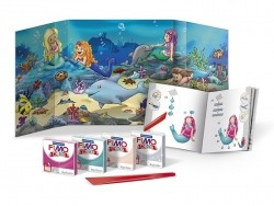 Form and play kit - Mermaid