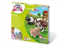 Spiel- und Modellierset - Farm