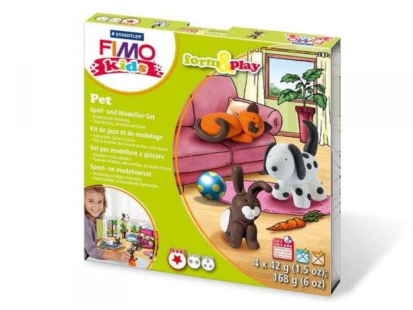 Acheter Kit de modelage et jeux - animaux domestiques - 10,99€ en ligne sur La Petite Epicerie - 100% Loisirs créatifs