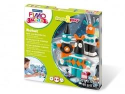 Kit de modelage et jeux - robots