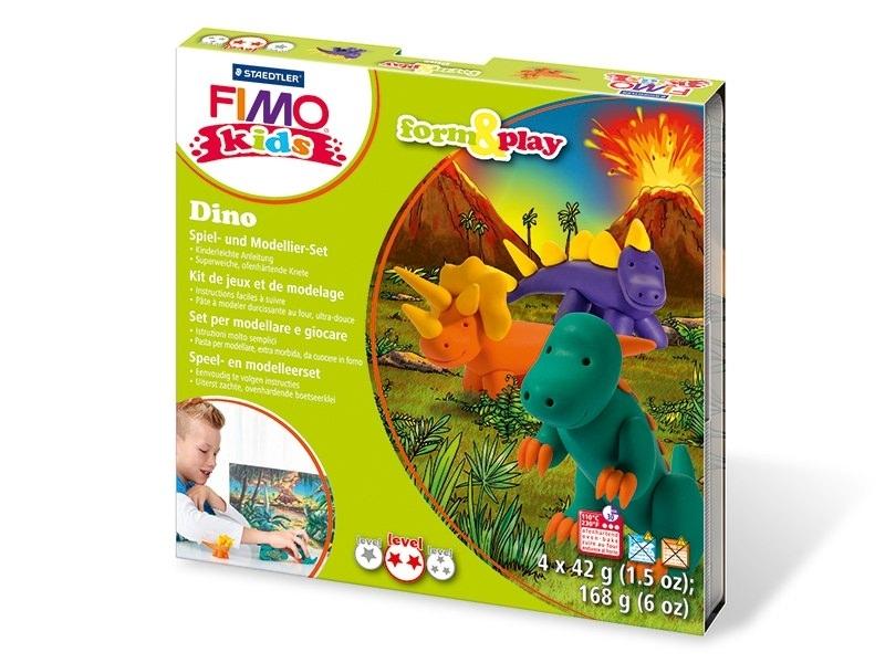 Acheter Kit de modelage et jeux - dinosaures - 10,99€ en ligne sur La Petite Epicerie - Loisirs créatifs