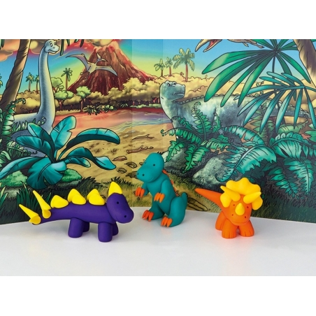 Form and play kit - Dino