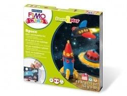 Kit de modelage et jeux - espace Fimo - 1