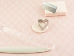 kit bijoux fimo kids - coeur