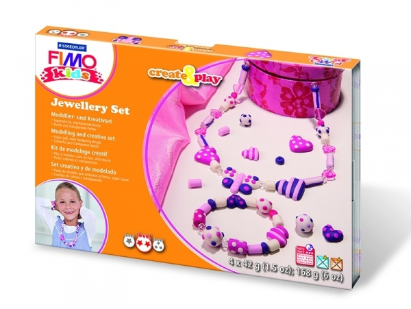 Fimo Kids jewellery kit - Heart