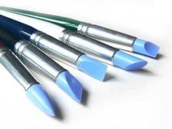 Acheter 5 pinceaux en silicone - Grand format - 16,90€ en ligne sur La Petite Epicerie - Loisirs créatifs
