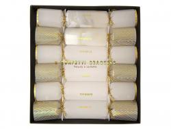 6 small crackers - Confetti