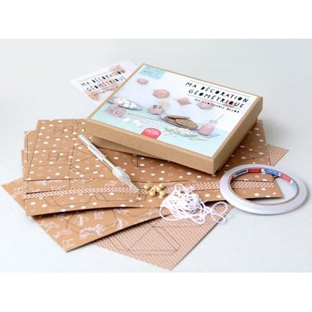 Acheter KIT MKMI - Ma décoration géométrique - DIY - 16,99€ en ligne sur La Petite Epicerie - 100% Loisirs créatifs